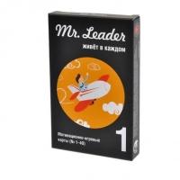 Mr Leader. Набор 1